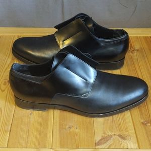 Pierre Hardy Shoes - Pierre Hardy Black Men's  EU45 US12 Calf/Cordovan